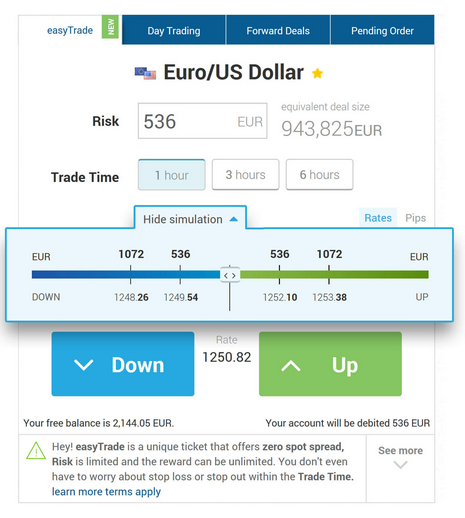 easymarkets review forex broker